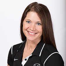 Amanda Boeder - Western Racquet and Fitness Club Membership Director Group Exercise Instructor