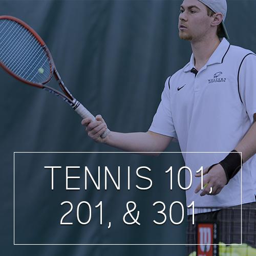 Western Racquet - Kids Tennis Programs