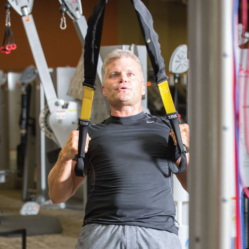 TRX at Western Racquet, TRX Program, Fitness, Group Fitness, Premier Class