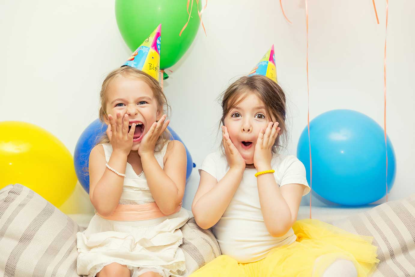 Birthday Parties at western racquet and fitness club childcare