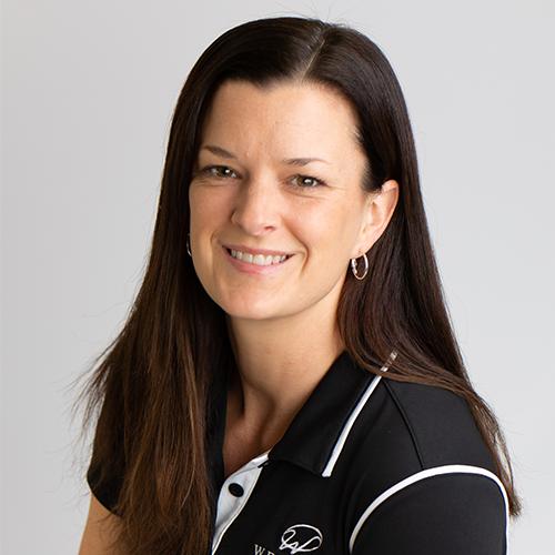 Katie DuBois corporate wellness director Western Racquet