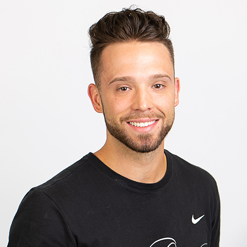 Ryan O'Connor, Personal Trainer, Western Racquet & Fitness Club