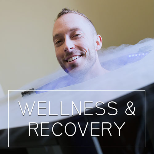 Western Racquet Fitness Green Bay Cryotherapy Light Therapy